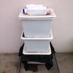 Ikea Hack - Worm Composter